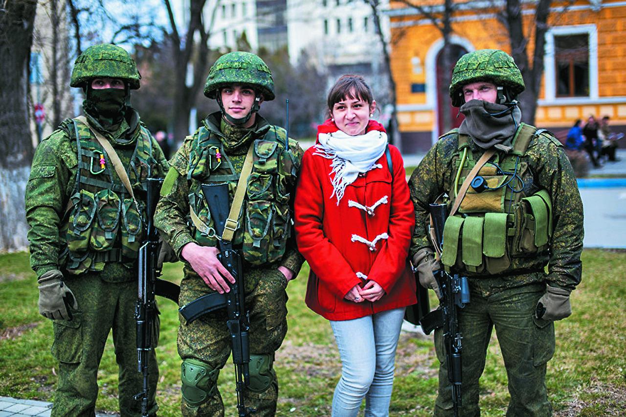 вежливые люди россии кто они такие сожалению, обрезался хвостик