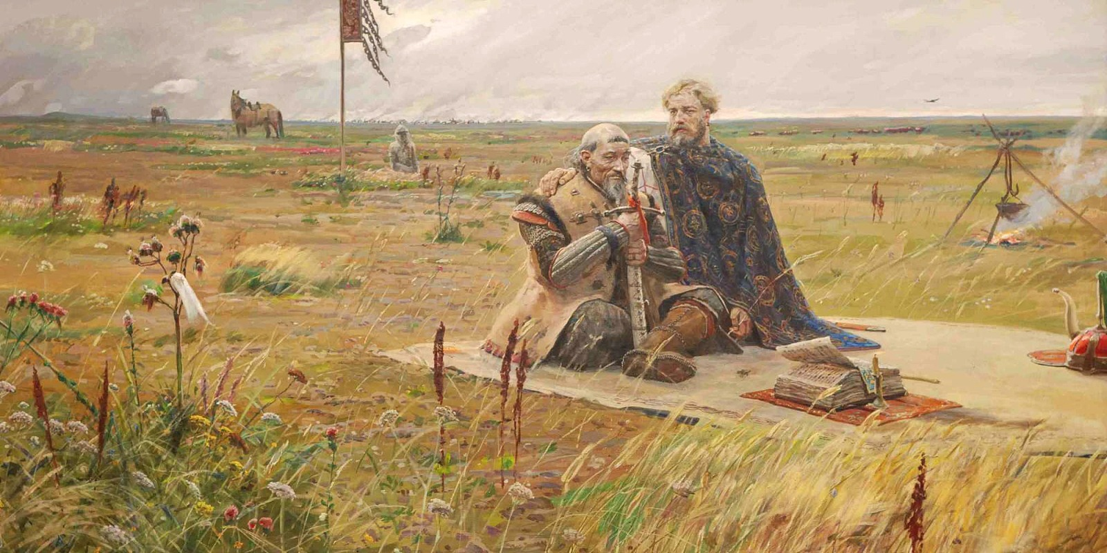 00-00-pavel-ryzhenko-sartag-from-the-triptych-the-shining-russian-land-2009