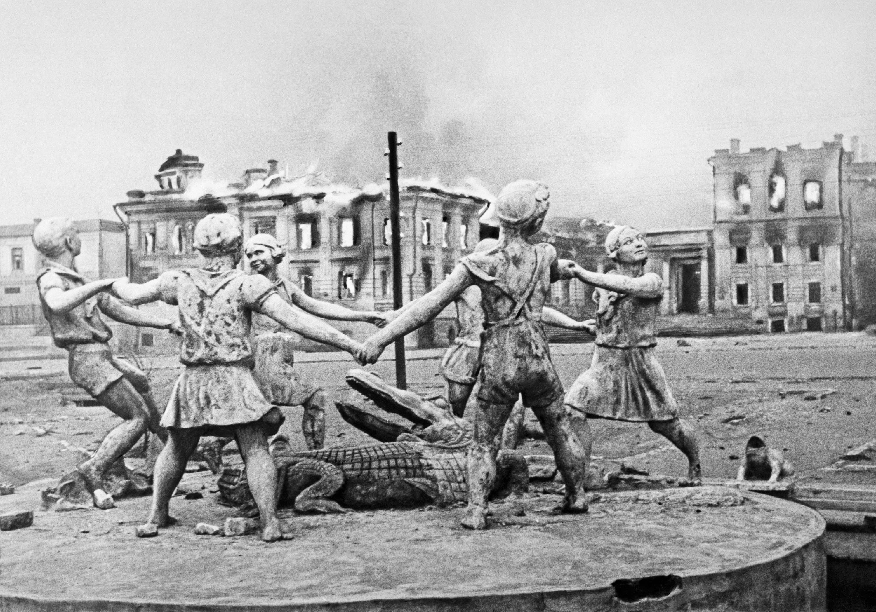 Battle of Stalingrad, 1942