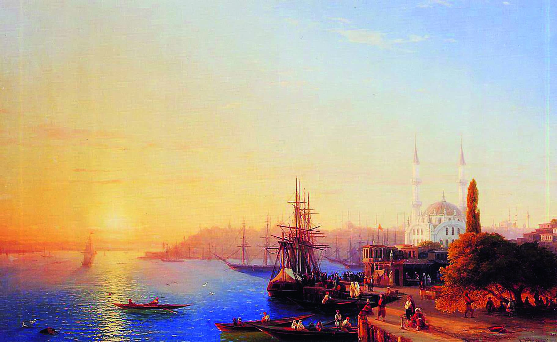 view-of-constantinople-and-the-bosporus