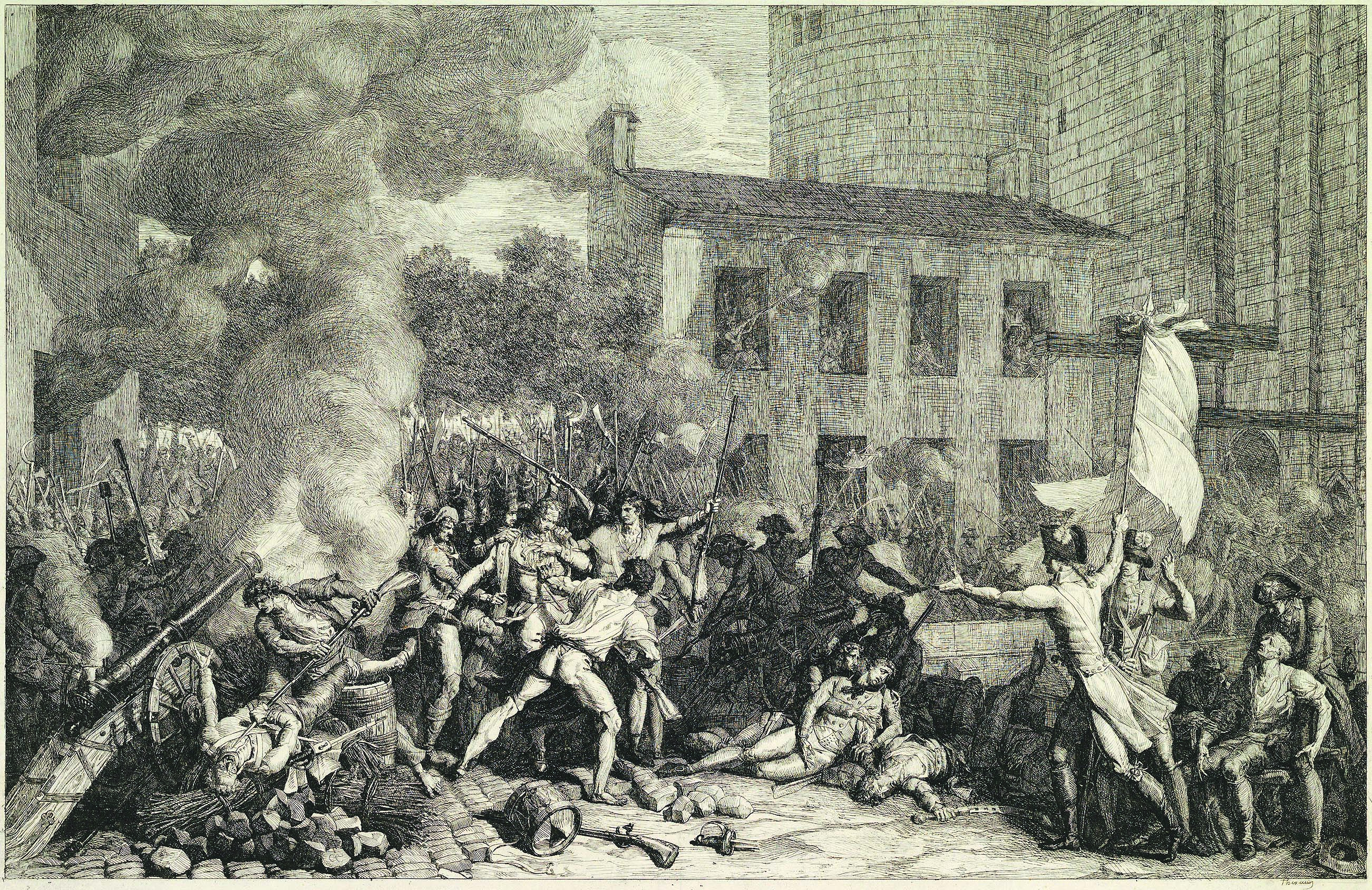 Charles_Thevenin,_The_Storming_of_the_Bastille