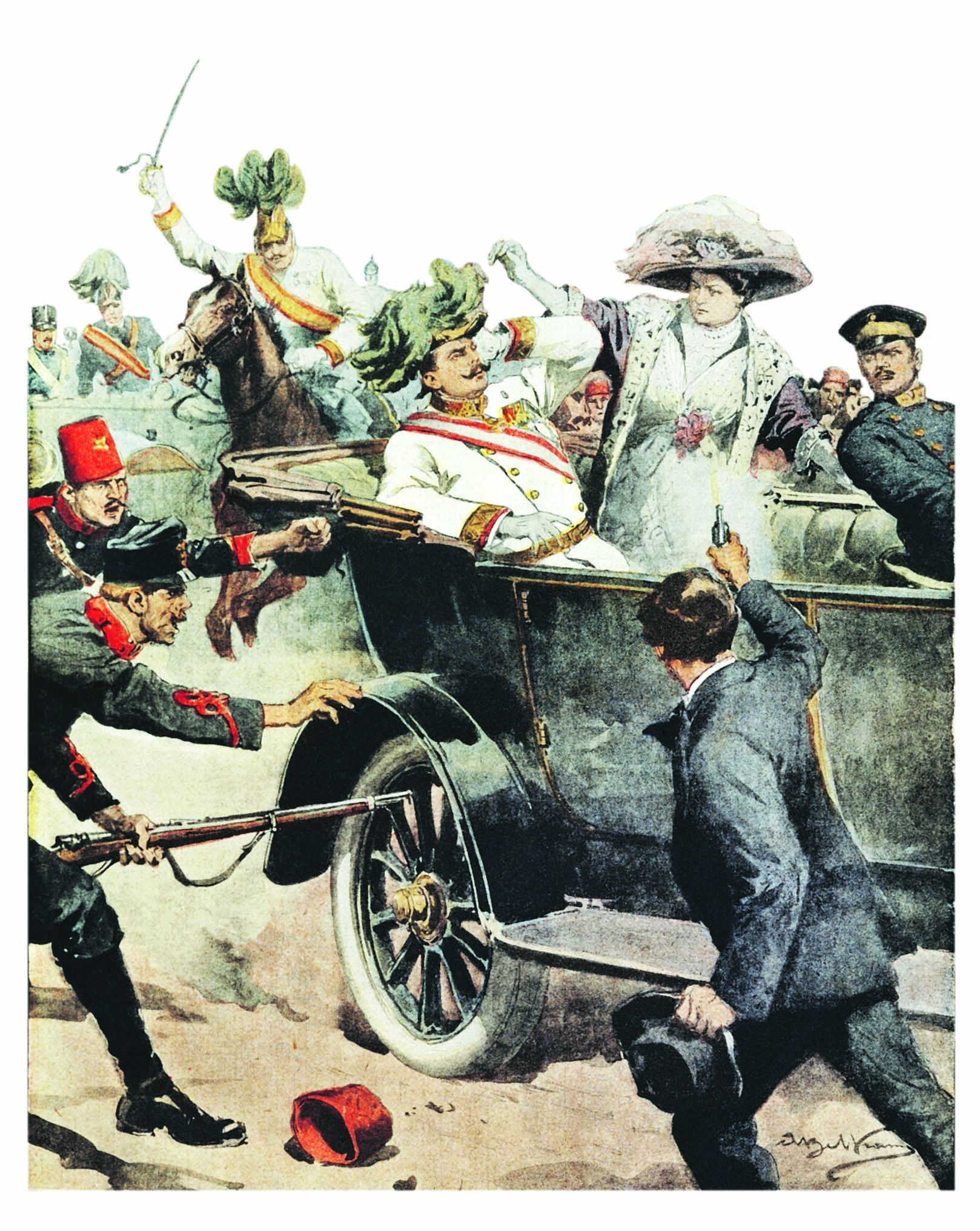 assassination-of-archduke-franz-ferdinand-1