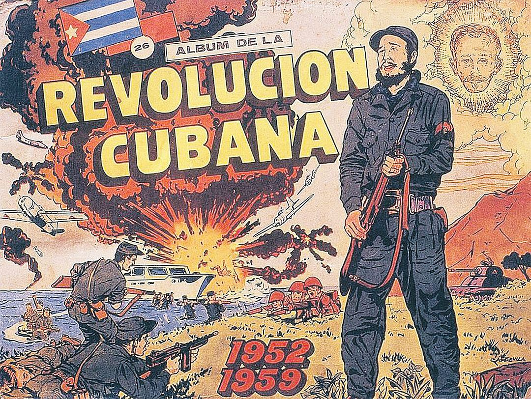 an overview of the cuban revolution of 1959